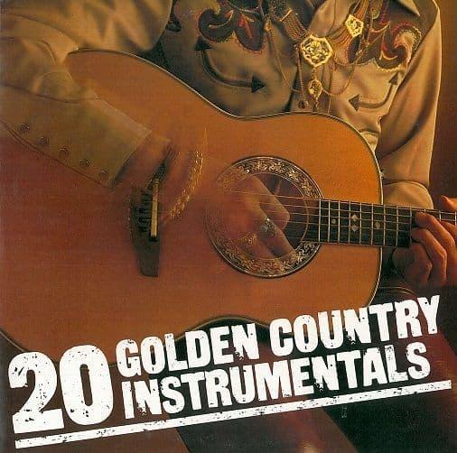 20 Golden Country Instrumentals LP Vinyl Record Album 33rpm Reader's Digest 1979
