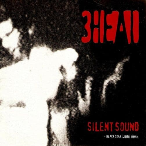 3 HEAD Silent Sound Vinyl Record 7 Inch Different 2002