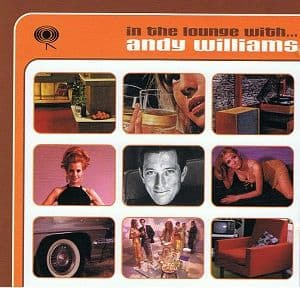 ANDY WILLIAMS In The Lounge With CD Album Columbia 1999