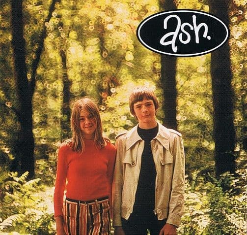 ASH Oh Yeah CD Single Infectious 1996