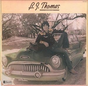 B. J. THOMAS Reunion Vinyl Record LP US ABC 1975