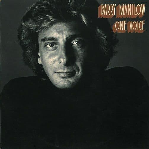 BARRY MANILOW One Voice Vinyl Record LP Arista 1979