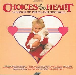 Choices Of The Heart Vinyl Record LP Stylus SMR 8511
