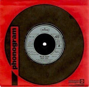 DAVID ESSEX Imperial Wizard Vinyl Record 7 Inch Mercury 1979