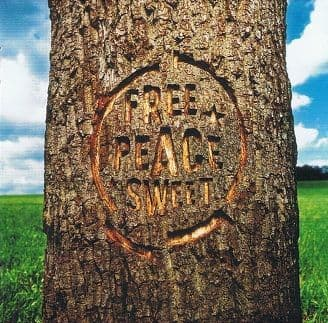 DODGY Free Peace Sweet CD Album A&M 1996