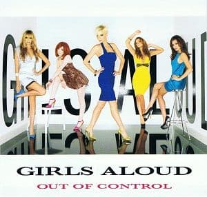 GIRLS ALOUD Out Of Control CD Album Polydor 2008