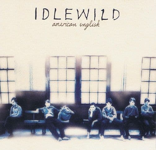 IDLEWILD American English CD Single Parlophone 2002