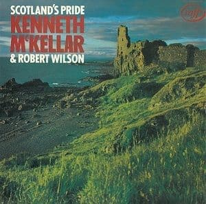 KENNETH McKELLAR AND ROBERT WILSON Scotland's Pride Vinyl Record LP MFP 1971