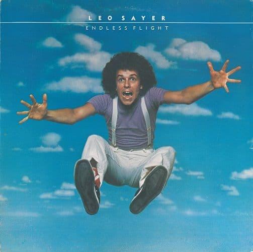 LEO SAYER Endless Flight Vinyl Record LP Chrysalis 1976