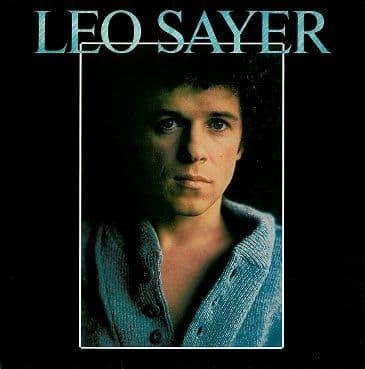 LEO SAYER Leo Sayer LP Vinyl Record Album 33rpm Mispress Chrysalis 1978