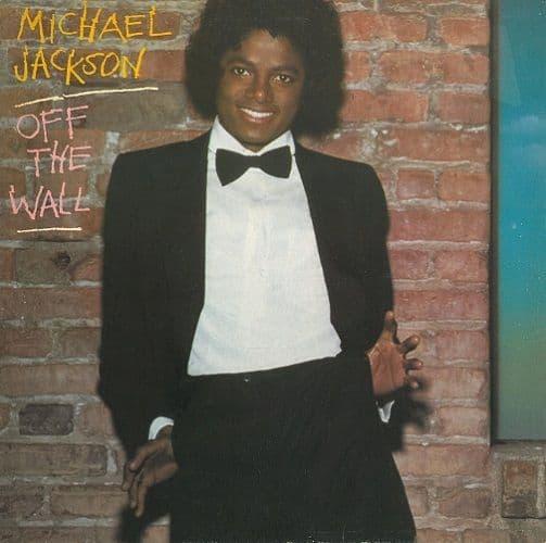 MICHAEL JACKSON Off The Wall Vinyl Record LP Epic 1979