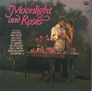 Moonlight And Roses Vinyl Record LP MFP 1988