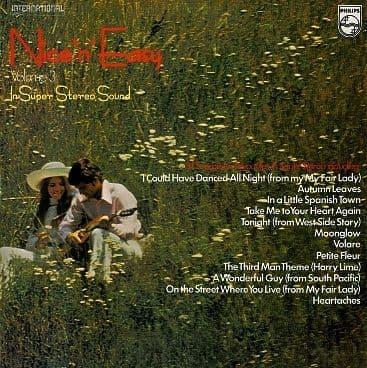 Nice 'N' Easy Volume 3 2LP Vinyl Record Album 33rpm Philips 1972