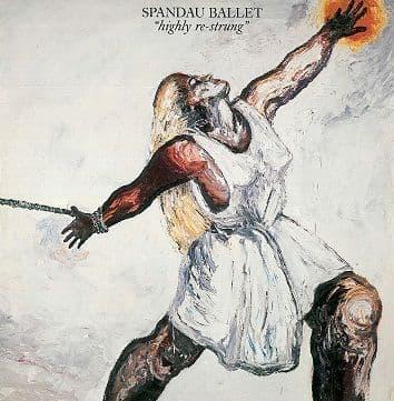 "SPANDAU BALLET Highly Re-Strung 12"" Single Vinyl Record Chrysalis 1984"