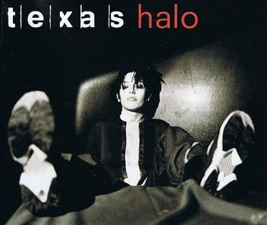 TEXAS Halo CD Single Mercury 1997