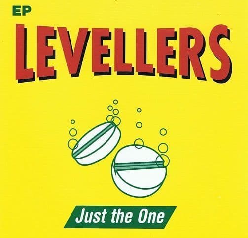 THE LEVELLERS Just The One EP CD Single China 1995