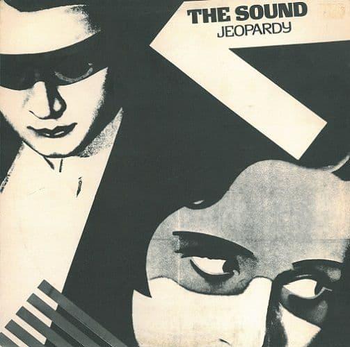 THE SOUND Jeopardy Vinyl Record LP Korova 1980