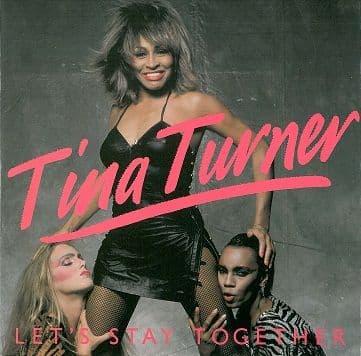TINA TURNER Let's Stay Together 12
