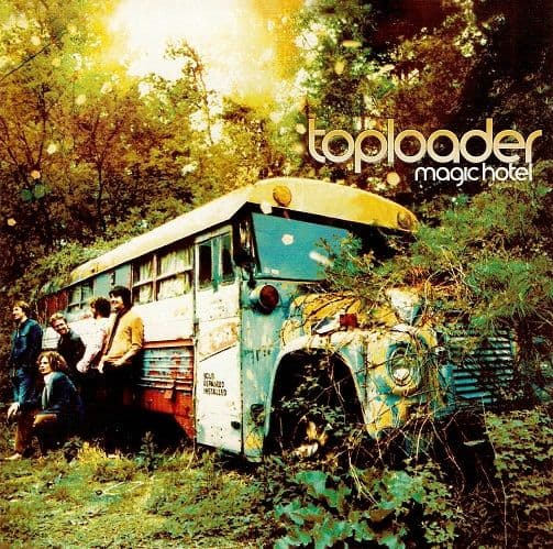 TOPLOADER Magic Hotel CD Album Sony 2002