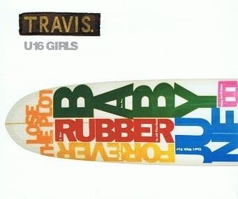 TRAVIS U16 Girls CD Single Independiente 1997