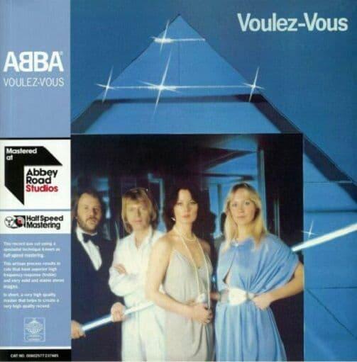 ABBA Voulez-Vous Vinyl Record LP Polar 2019