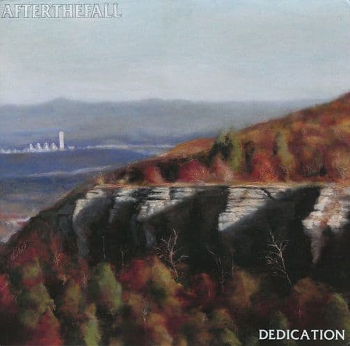 AFTER THE FALL Dedication Vinyl Record LP Bridge Nine 2015 Coloured Vinyl