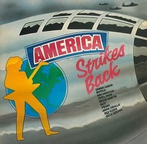 America Strikes Back Vinyl Record LP Capitol 1980