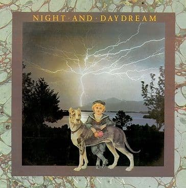 ANANTA Night And Daydream LP Vinyl Record Album 33rpm Touchstone 1978