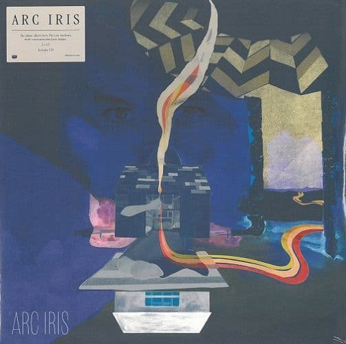 ARC IRIS Arc Iris Vinyl Record LP Bella Union 2014