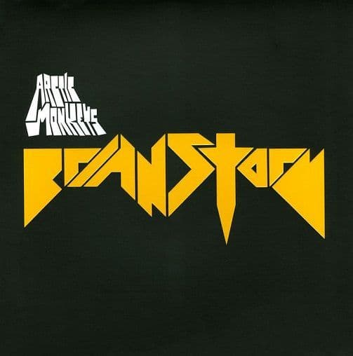 ARCTIC MONKEYS Brianstorm Vinyl Record 7 Inch Domino 2007