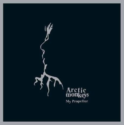 ARCTIC MONKEYS My Propeller Vinyl Record 7 Inch Domino 2019