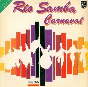 BANDA CARNAVALESCA CIDADE MARAVILHOSA Rio Samba Carnaval LP Vinyl Record Brazilian Philips 1981