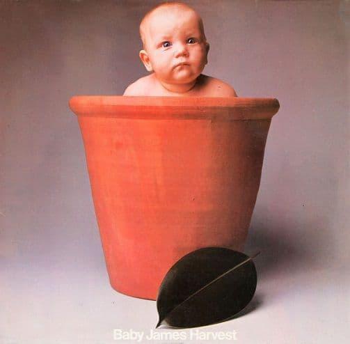BARCLAY JAMES HARVEST Baby James Harvest Vinyl Record LP Harvest 1972