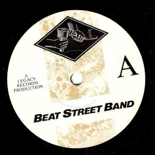 BEAT STREET BAND Beat Street Vinyl Record 7 Inch Legacy 1983