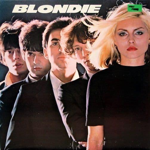 BLONDIE Blondie Vinyl Record LP Chrysalis