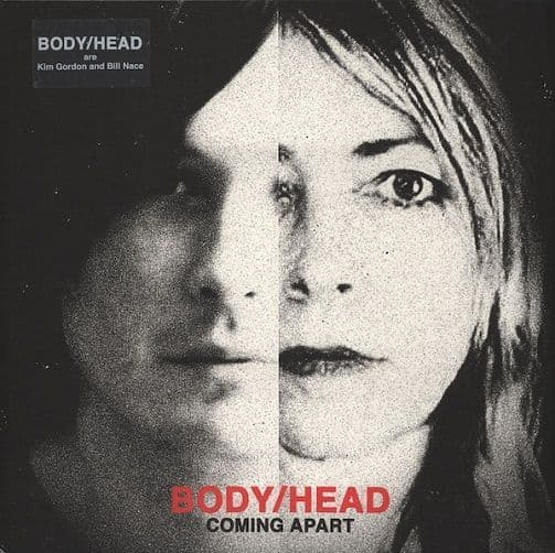 BODY/HEAD Coming Apart Vinyl Record LP Matador 2013