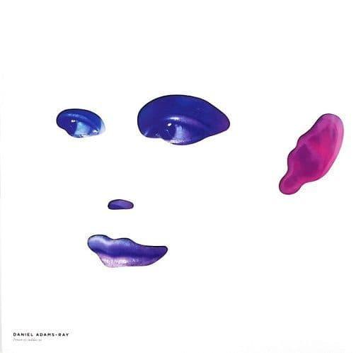 DANIEL ADAMS-RAY Innan Vi Suddas Ut Vinyl Record LP Lagom 2013 White Vinyl