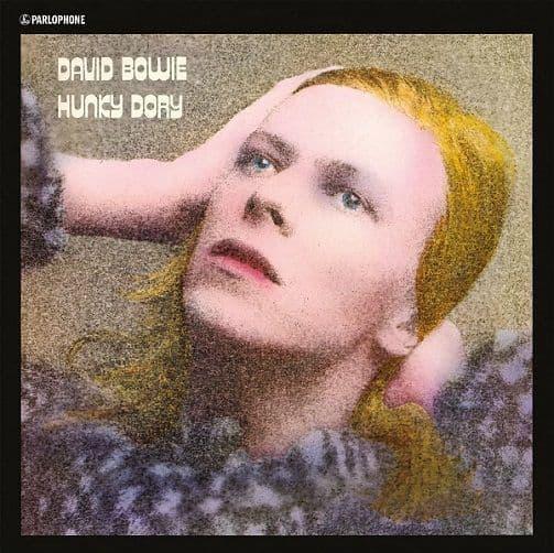 DAVID BOWIE Hunky Dory Vinyl Record LP Parlophone 2016