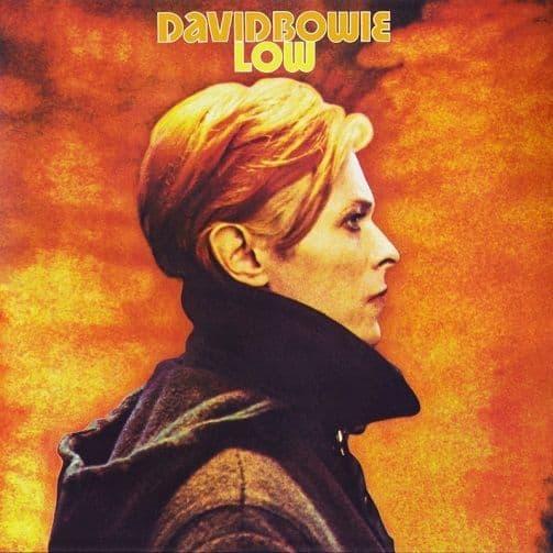 DAVID BOWIE Low Vinyl Record LP Parlophone 2018
