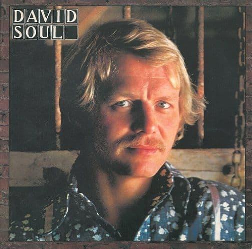 DAVID SOUL David Soul Vinyl Record LP Private Stock 1976