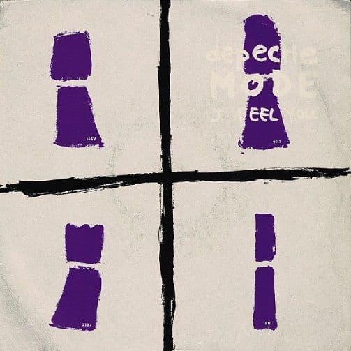 DEPECHE MODE I Feel You Vinyl Record 7 Inch Mute 1993