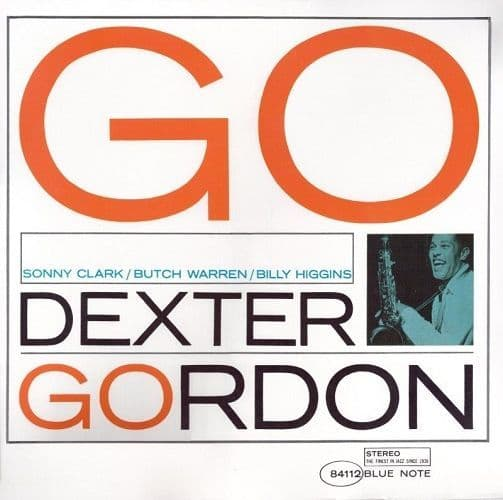 DEXTER GORDON Go Vinyl Record LP Blue Note 2016