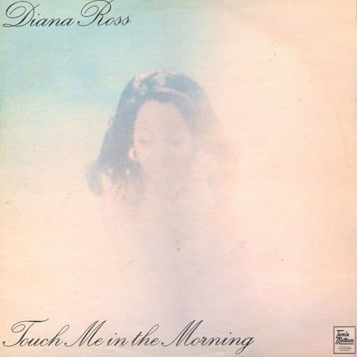 DIANA ROSS Touch Me In The Morning Vinyl Record LP Tamla Motown 1973