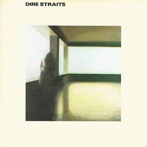 DIRE STRAITS Dire Straits Vinyl Record LP Vertigo 1978