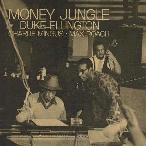 DUKE ELLINGTON Money Jungle Vinyl Record LP United Artists Jazz 2016