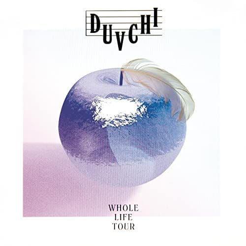 DUVCHI Whole Life Tour Vinyl Record 10 Inch Sony Music 2013
