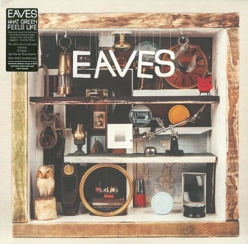 EAVES What Green Feels Like Vinyl Record LP Heavenly 2015