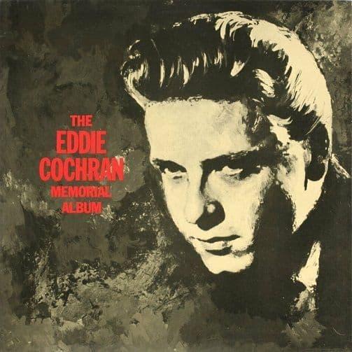 EDDIE COCHRAN The Eddie Cochran Memorial Album Vinyl Record LP Liberty 1970