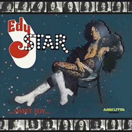 EDY STAR Sweet Edy Vinyl Record LP Vinilisssimo 2019
