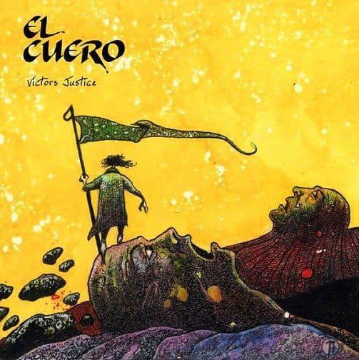 EL CUERO Victor's Justice Vinyl Record LP Gravel Road Music 2013